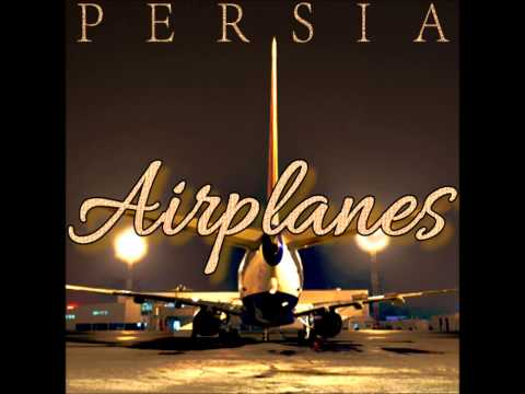 Persia - Airplanes