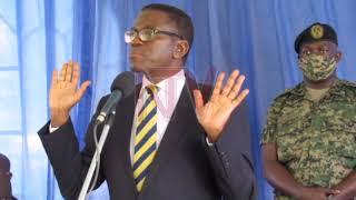 OKWETANGIRA COVID-19: Katikkiro asabye ab'amasaza battukize enjiri
