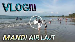 MANDI AIR PANTAI Bengkulu||LIBURAN (H-B)