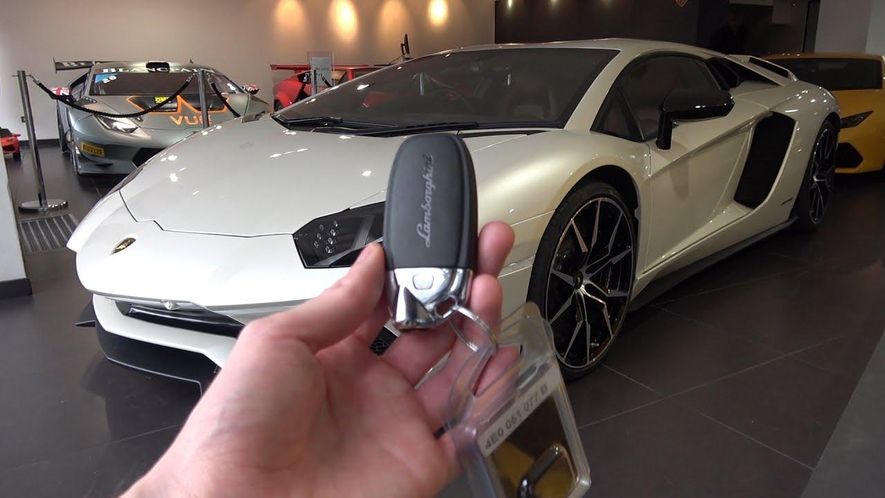 2017 Lamborghini Aventador S In Depth Exterior And Interior Tour