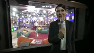 Celebrity Big Brother 12 summer 2013 final - Emma Willis live promo