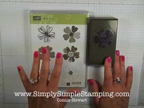 Simply simple flower shop bundle tip by connie stewart for Simply simple