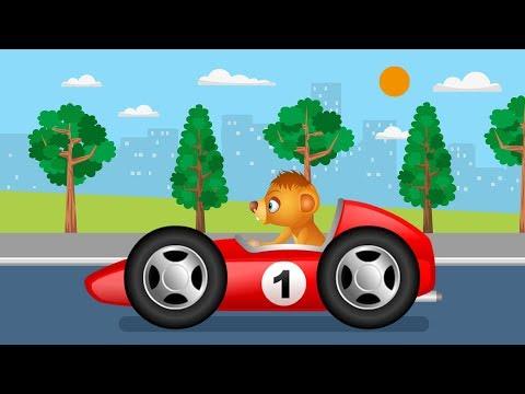 Autorennen - Ein Märchen Für Kinder
