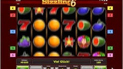 Sizzling 6 kostenlos spielen - Novoline / Novomatic