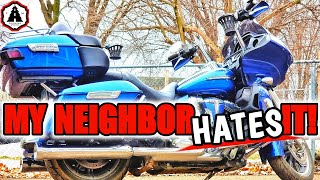 Road Glide Cobra Neighbor Haters Vs Kuryakyn Crusher