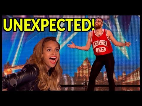 """Top 5 Men's """"UNEXPECTED & SHOCKING"""" Auditions EVER That Will BLOW YOUR MIND - Got Talent World!"""