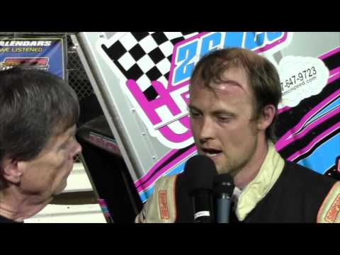 Williams Grove Speedway 410 Sprint Car Victory Lane 05-27-16