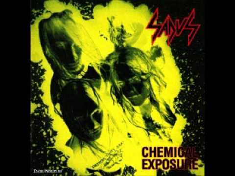 "Sadus ""Chemical Exposure"" (full album)"