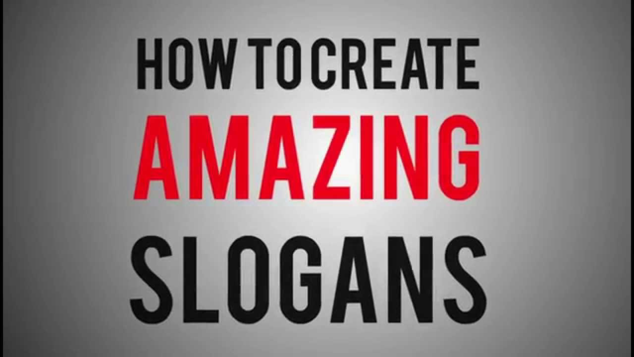Ultimate Slogans Guide (Everything You'll Ever Need to Know)