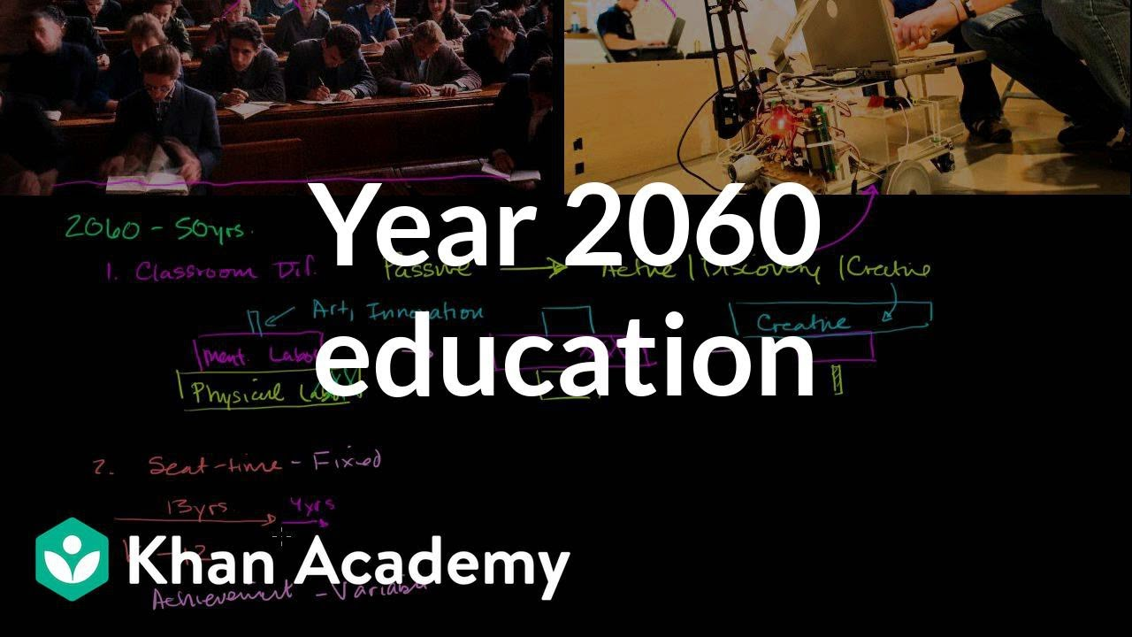 year 2060  education predictions