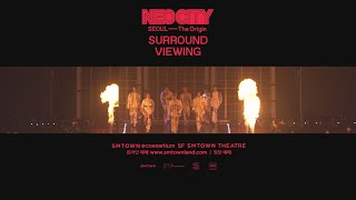 NCT 127 1ST CONCERT [NEO CITY : SEOUL – The Origin] – SURROUND VIEWING