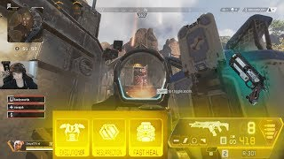 GOLDEN Combo is OP|  21 Bomb | Apex | G158
