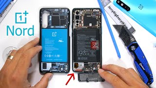 Oneplus Nord Teardown! - How many corners were cut inside?