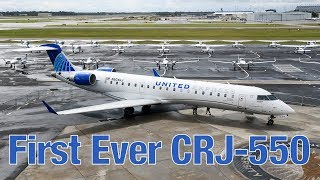 Aviation News This Week 23: First Ever CRJ-550
