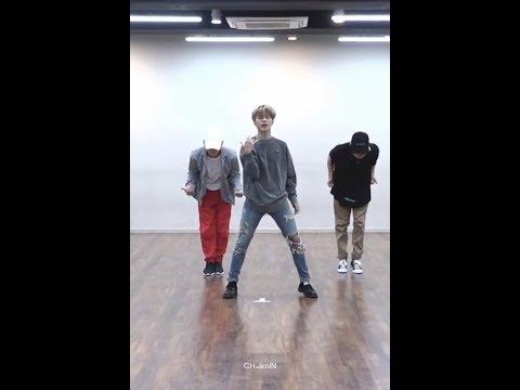 [BTS JIMIN FOCUS] 180902 BTS 'IDOL' Dance Practice JIMIN Edit Ver.