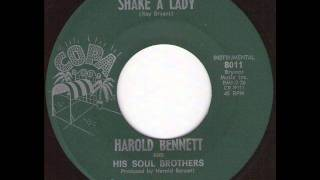 Harold Bennett - Shake a lady .wmv