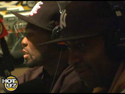 50 CENT TALKS ABOUT KANYE WEST & JAY-Z ON THE ANGIE MARTINEZ SHOW