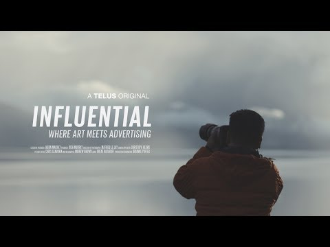 Influential - Where Art Meets Advertising