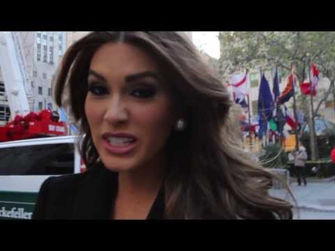 Miss Universe 2013 - Gabriela Isler's First Week in NYC!