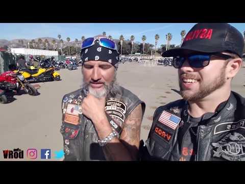 Chopper Fest 14 Motorcycle Show | David Mann | Ventura CA 2018