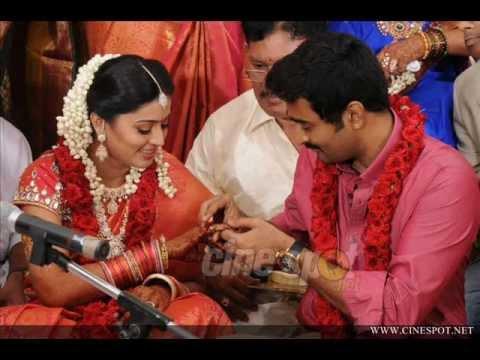 Sneha Prasanna Marriage Wedding Videowmv Youtube