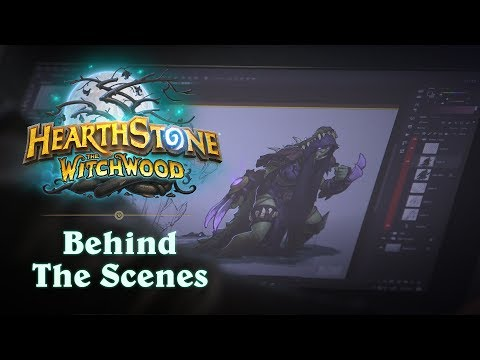 Hearthstone: The Witchwood Behind the Scenes