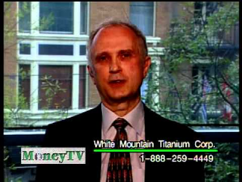 WMTM Titanium Mining in Chile- MoneyTV with Donald Baillargeon