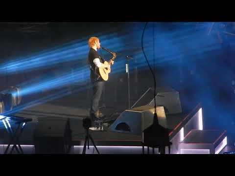 Ed Sheeran - Dive - Stockholm July 14th 2018