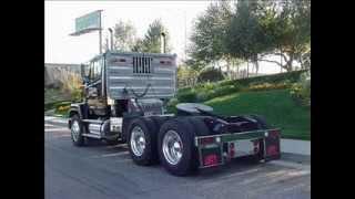Custom Built Semi Truck, Big Rig built by unitedtruckcenters.com