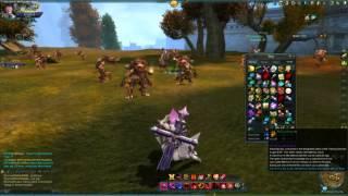 Forsaken World Gameplay - Fun with NayJ2008 - HD 7850