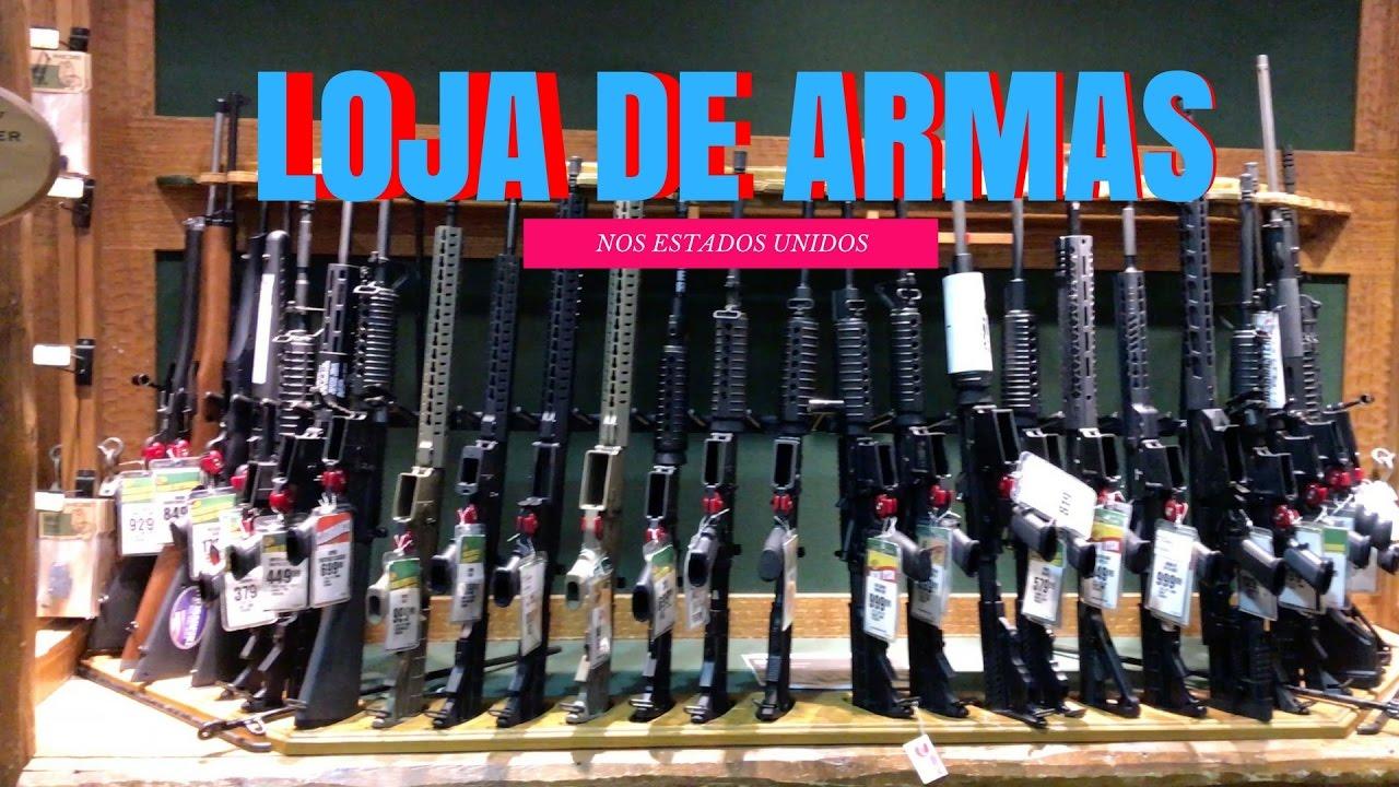 Aparador Blanco ~ Loja de Armas nos Estados Unidos YouTube