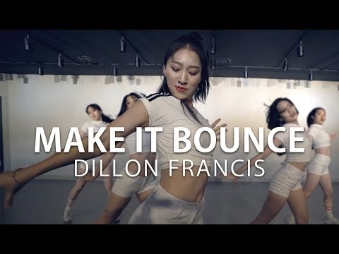 DILLON FRANCIS - MAKE IT BOUNCE / Choreography. Jane Kim