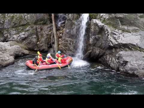 Ultimate Descents NZ, White Water Rafting