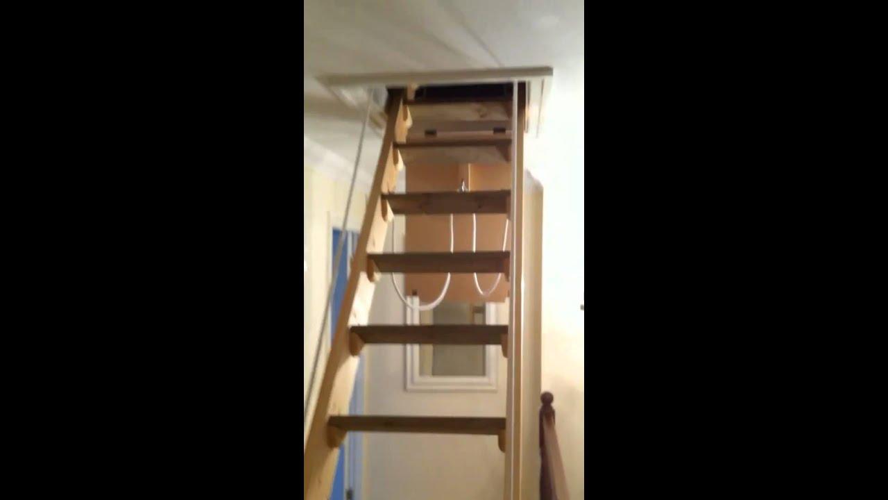 Jamie S Loft Ladder Youtube