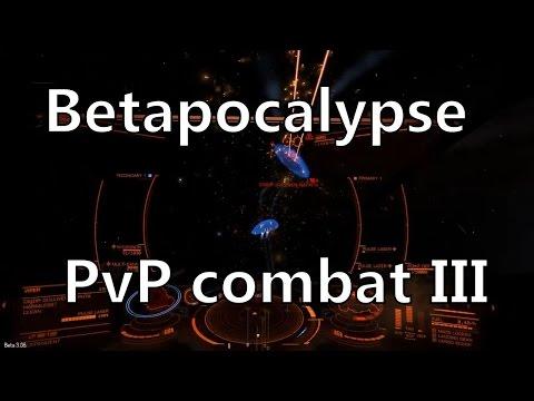 Elite Dangerous PvP Betapocalypse Round 3 |