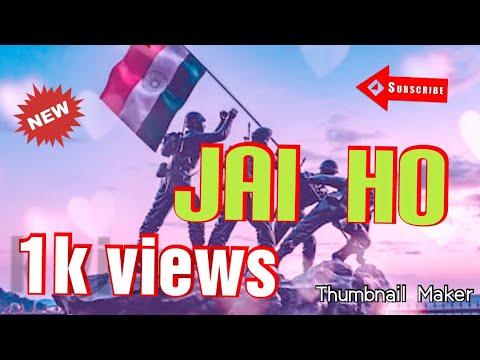 Jai Ho    Aaja Aaja Jind Shami    Slumdog Millionaire  Full HD .{Offical Songs}#Knowledge Factory