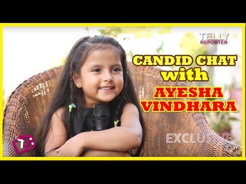 Candid Chat With Ayesha Vindhara aka Mishti Of Naamkarann    Telly Reporter Exclusive thumbnail