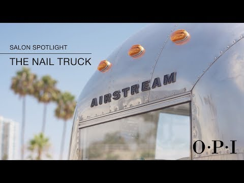 Salon Spotlight | The Nail Truck
