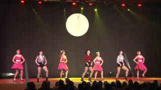 Коллективный танец ЕГФ(Номинация