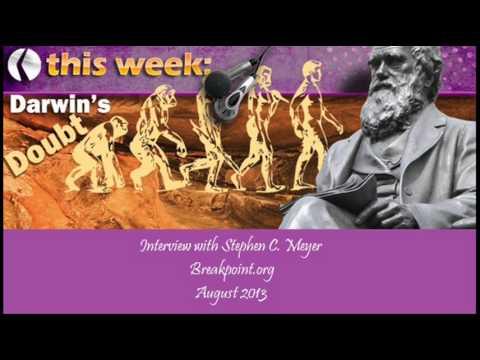 Darwin's Doubt: Interview w/ Stephen C. Meyer, PhD