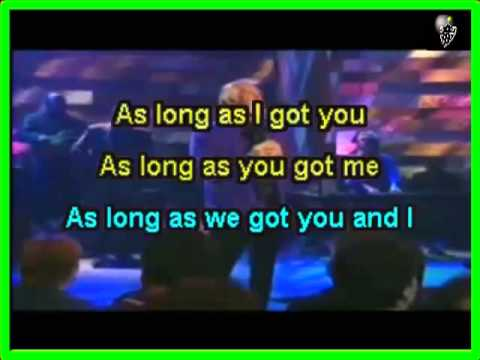 VIDEO KARAOKE KENNY ROGERS YOU AND I