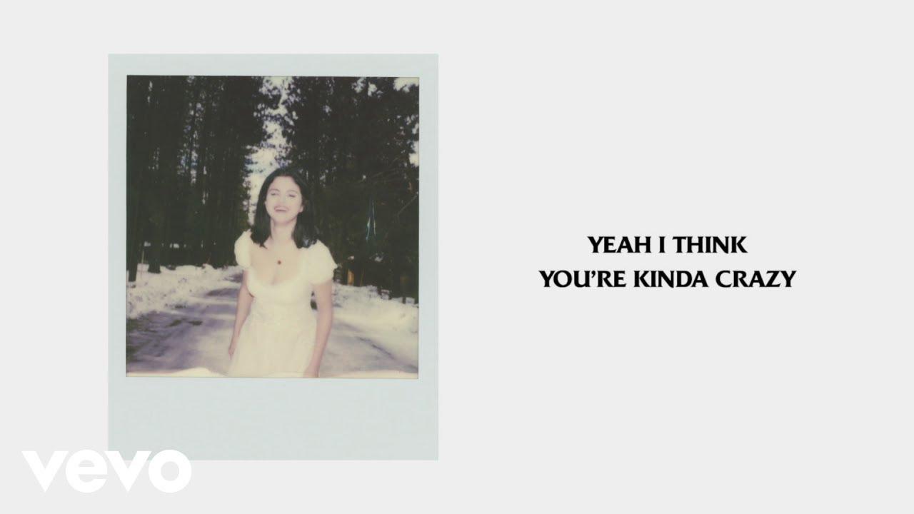 Arti Terjemahan Lirik Lagu Selena Gomez - Kinda Crazy