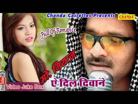 Ae Dil Diwane || Mohd. Niyaz Akki ji ||  Full Album Video Juke Box