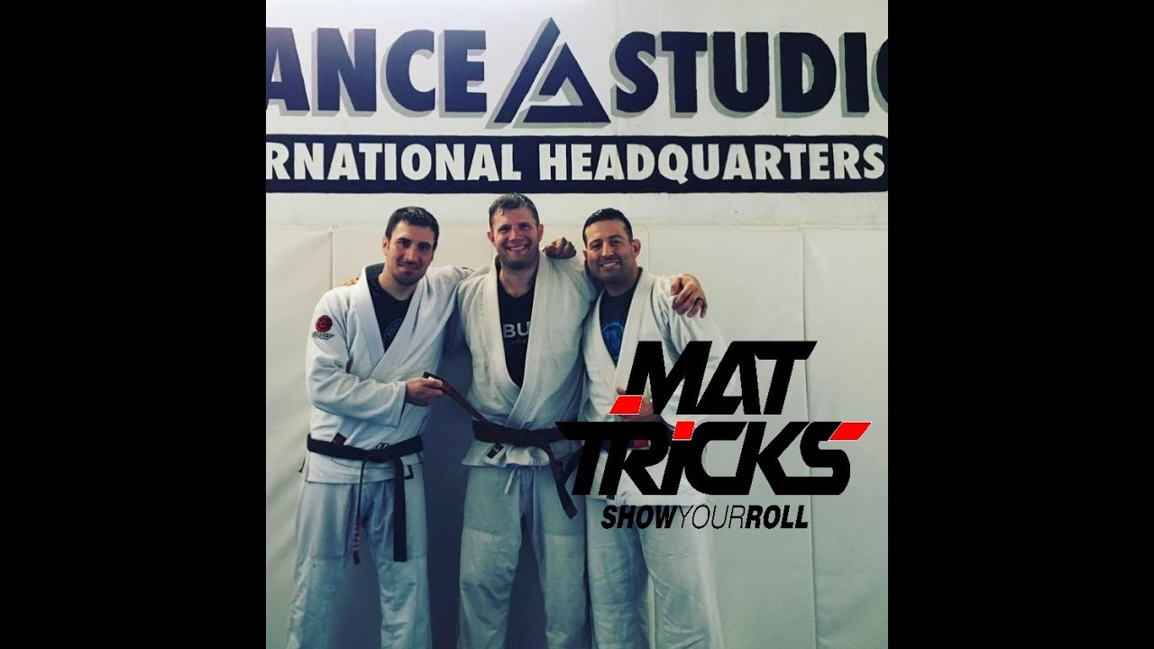 MTP #1: Podcast with Charlie Vinch about owning a BJJ Academy and living the martial arts lifestyle