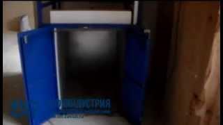 Сервисный грузовой подъёмник ЛИФТИНДУСТРИЯ(Сервисный (малогрузовой) подъёмник в металлокаркасной шахте производства завода ЛИФТИНДУСТРИЯ предназна..., 2015-05-06T10:04:18.000Z)