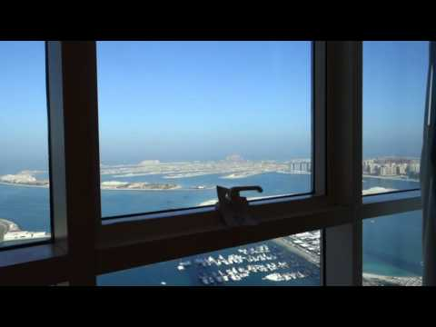 Marriott Harbour Hotel and Suites, Dubai. 3 bedroom apartment