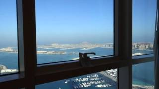 Marriott Harbour Hotel and Suites, Dubai. 3 bedroom apartment