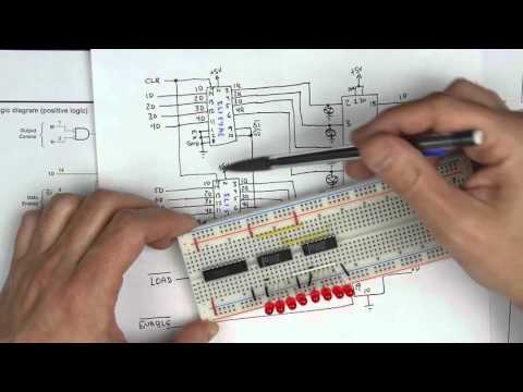 Building an 8-bit register - 8-bit register - Part 4