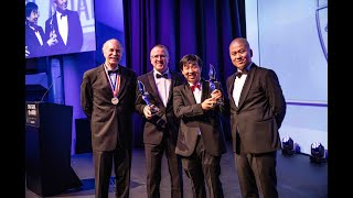 EHang Founder Hu Huazhi Honored at Living Legends of Aviation Event | Urban Air Mobility | EHang