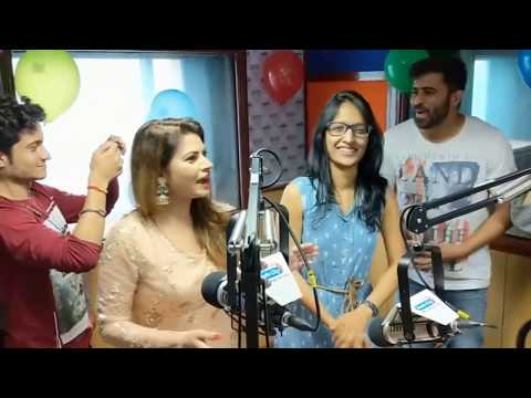 Megha Dhade's Visit To Radio City Pune Office - Fun, Pranks and Fans